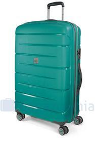 Roncato Duża walizka Starlight 2.0 3401-87 Turkusowa - zielony