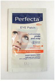 DAX Cosmetics Perfecta 45+ Płatki hydrożelowe pod oczy 1 op.