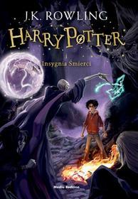Media Rodzina Harry Potter i Insygnia Śmierci - J.K. Rowling