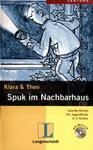 Klara&Theo Spuk im Nachbarhaus mit mini CD