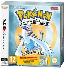 Pokemon Silver DCC 3DS