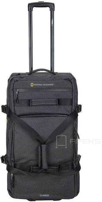 dc6ef1b2c2c0d National Geographic Expedition N09301 torba podróżna na kółkach N09301.06