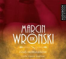 Biblioteka Akustyczna Czas Herkulesów (audiobook CD) - Marcin Wroński