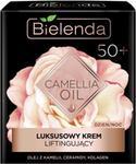 Bielenda Camellia Oil Luksusowy Krem liftingujący na dzień i noc 50+ 50ml