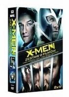 X-men Pierwsza klasa X-men geneza Wolverine DVD