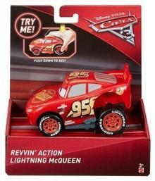 Mattel Cars Naciśnij i jedź Zygzak McQueen DVD32 DVD31 DVD32