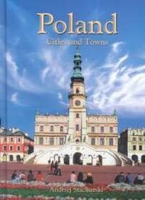 Andrzej Stachurski Polska. Miasta i miasteczka wersja angielska / wysyłka w 24h