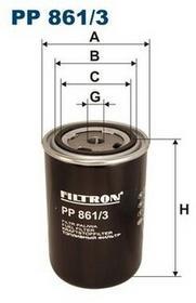 FILTRON PP 861/2 FILTR PALIWA
