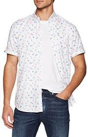 d533ac13245e Lerros męska koszula koszula rekreacyjna - krój regularny xl 2842165-103