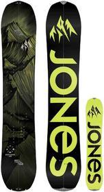 Jones splitboard Explorer Split Black BLACK)