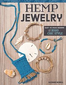 Design Originals Hemp Jewelry FOX-30551