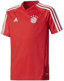 Adidas Koszulka piłkarska FC Bayern Monachium Training Jersey Junior BQ2465