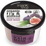 Organic Shop maska do włosów z wyciągów organicznych z fig i migdałów, 250 ml