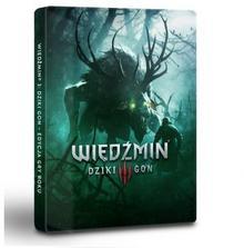 Wiedźmin 3 Dziki Gon GOTY Edycja 10-Lecia Steelbook XONE
