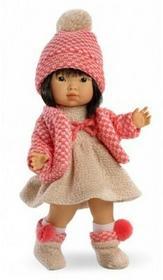 Llorens Valeria Azjatka lalka 28 cm