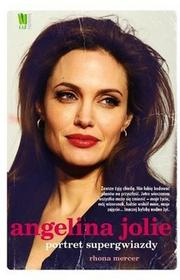Burda książki Rhona Mercer Angelina Jolie. Portret supergwiazdy