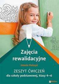 Pańczyk Jolanta Zajęcia rewalidacyjne. zeszyt ćwiczeń dla szkoły podstawowej, kl. 4-6 / wysyłka w 24h
