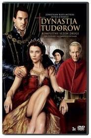Dynastia Tudorów sezon 2 DVD) Michael Hirst