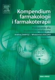 Urban & Partner Kompendium farmakologii i farmakoterapii - Andrzej Danysz, Włodzimierz Buczko