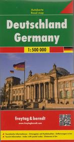 Freytag&Berndt Niemcy,1:500 000
