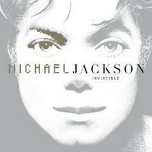 Michael Jackson Invincible CD)