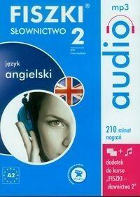 FISZKI audio Język angielski Słownictwo 2 Cztery Głowy