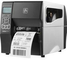 Zebra Drukarka etykiet półprzemysłowa ZT230/termotransferowa/203dpi/USB/RS232/obcinacz ZT23042-D2E000FZ