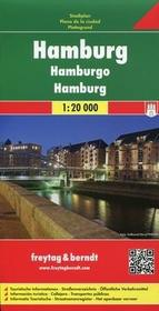 Freytag&berndt Hamburg mapa 1:20 000 Freytag & Berndt - Freytag & Berndt