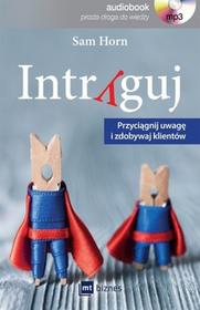 MT Biznes Intryguj (audiobook CD) - Sam Horn