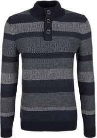 s.Oliver sweter męski XL niebieski
