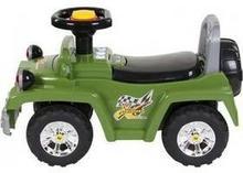 Sun Baby Jeździk/Chodzik Jeep 4x4 ADVANCER Zielone