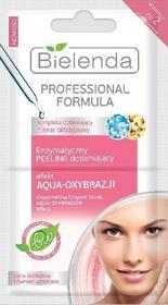 Bielenda Professional Formula Maseczka peeling enzymatyczny Efekt Aquaoxybrazji 5gx2