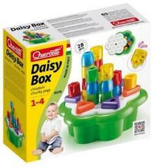 Quercetti Układanka Daisy box chunky pets, 28 elementów GXP-608268