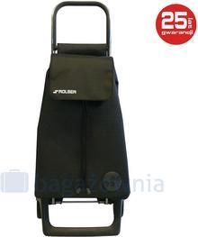 ROLSER Wózek na zakupy Baby MF Joy Czarny - czarny