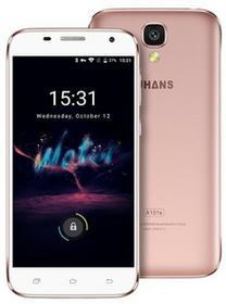 Uhans A101s 16GB Dual Sim Różowy