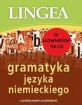 LINGEA Gramatyka języka niemieckiego z praktycznymi przykładami + słownik EasyLex 2 - Praca zbiorowa