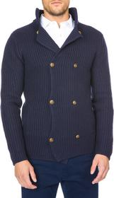 Scotch & Soda Sweter Niebieski M (177009)
