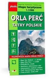 zbiorowa Praca Mapa turystyczna Tatry Polskie - Orla Perć WIT / wysyłka w 24h