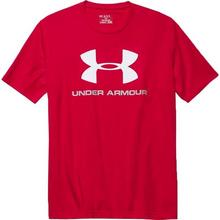 Under Armour Koszulka treningowa Armour Sportstyle Logo M 1257615-600