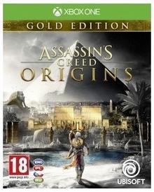 Gra XOne Assassins Creed Origins Gold ED 3307216025221