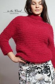 Sweter z pół-golfem