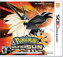 Nintendo Pokémon Ultra Sun 3DS