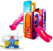 Little Tikes Plac Zabaw Zjeżdżalnia dla dzieci Olbrzymi 4370_KFB