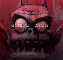 D-Sides CD) Gorillaz