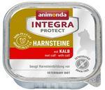 Animonda Animonda Integra Protect Harnsteine dla kota - z cielęciną tacka 100g