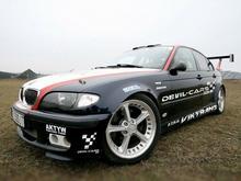 Jazda BMW M Power kierowca Tor Gdańsk Pszczółki 1 okrążenie