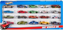Mattel HOT WHEELS Dwudziestopak H7045