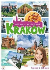 Kraków. Album z naklejkami