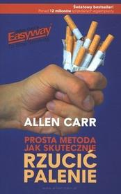Betters Prosta metoda jak skutecznie rzucić palenie - Allen Carr