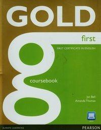 PEARSON Gold First CB with ActiveBook - Jan Bell, Thomas Amanda